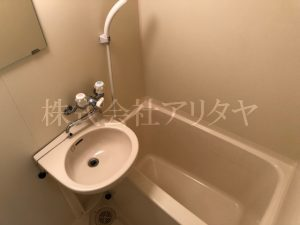 6月のココロ 浴室