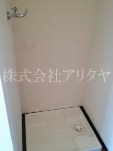 第2白鷺マンション 1DK 室内洗濯機置場あり