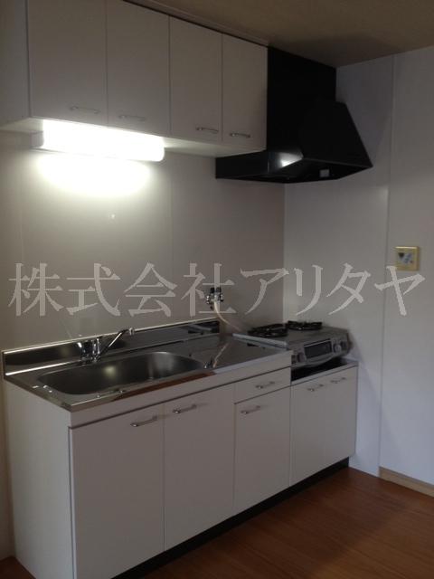 第2白鷺マンション 1DK キッチン